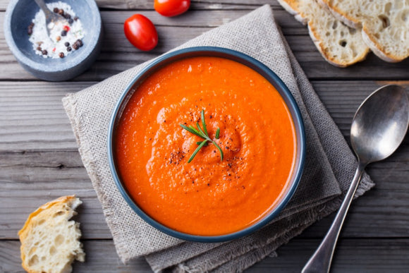 Tinned Tomatoes, Pulses & Soups