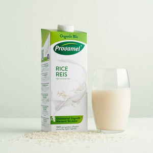 Mintons Good Food PROVAMEL Org Rice Drink                     Size - 12x1Lt