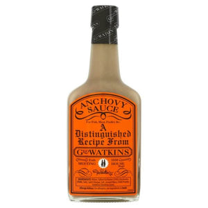 CLIPPER, Mintons Good Food, GEO WATKINS Anchovy Sauce                      Size - 8x170ml,
