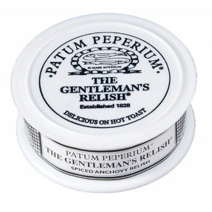 Mintons Good Food PATUM PEPERIUM Gentleman'S Relish Large           Size - 6x71g