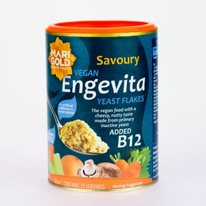 Mintons Good Food MARIGOLD Engevita Yeast Flakes With B12     Size - 6x125g