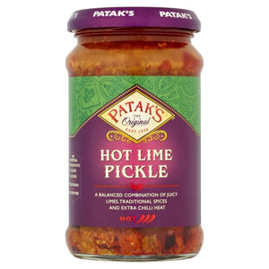 PATAKS Lime Pickle Extra Hot              Size - 6x283g