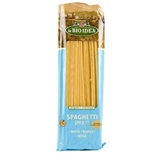 Mintons Good Food LA BIO IDEA Organic White Spaghetti            Size - 12x500g