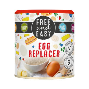 FREE & EASY, Mintons Good Food, FREE & EASY Gluten & Dairy Free Egg Replacer   Size - 6x135g,
