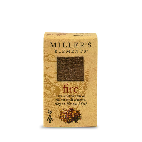 Mintons Good Food ARTISANBISCUITS Fire Crackers                      Quantity : Size - 12x100g