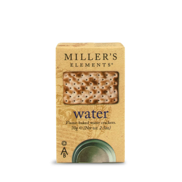 Mintons Good Food ARTISANBISCUITS Water Crackers                     Quantity : Size - 12x70g