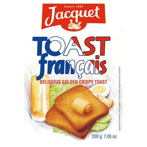 JACQUET French Toast                       Size - 6x200g