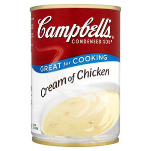 Mintons Good Food CAMPBELLS Cream Of Chicken                   Size - 6x295g