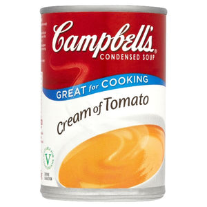 Mintons Good Food CAMPBELLS Cream Of Tomato                    Size - 6x295g