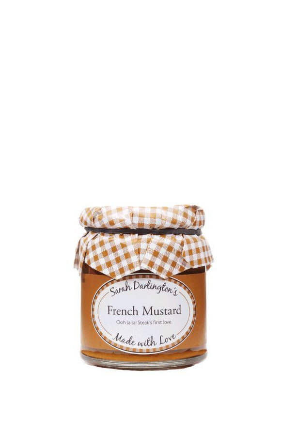 MRS DARLINGTONS MUSTARD French Mustard                     Size - 6x180g