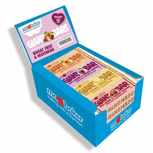 MA BAKER, Mintons Good Food, MA BAKER Mixed Case Smoothie Bars           Size - 20x100g,