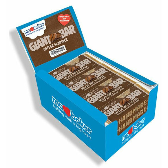 Mintons Good Food MA BAKER Giant Coffee Bar                   Size - 20x90g