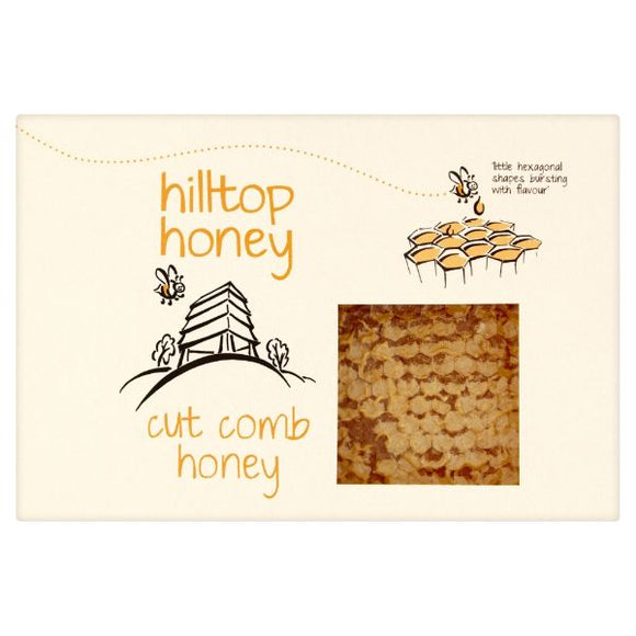 Mintons Good Food HILLTOPHONEY Cut Comb Honey                     Size - 12x200g