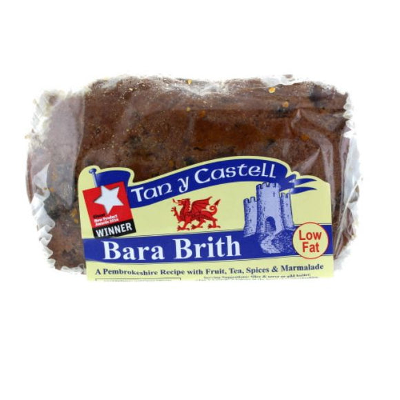 DRIVERS, Mintons Good Food, TAN Y CASTELL Bara Brith Loaf                    Size - 6x1's,