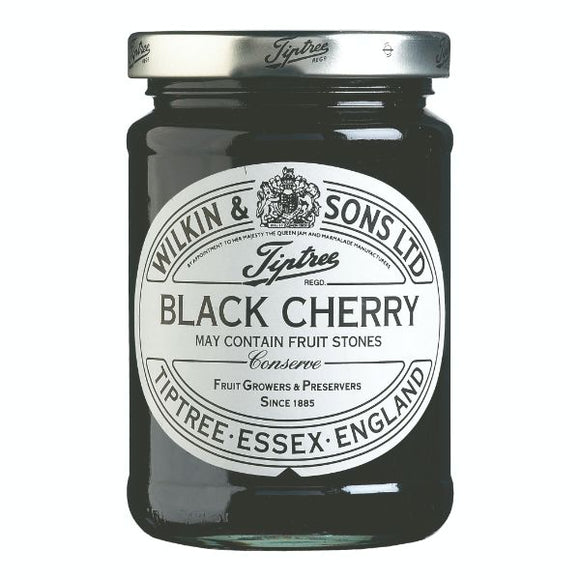 Mintons Good Food TIPTREE Black Cherry                       Size - 6x340g