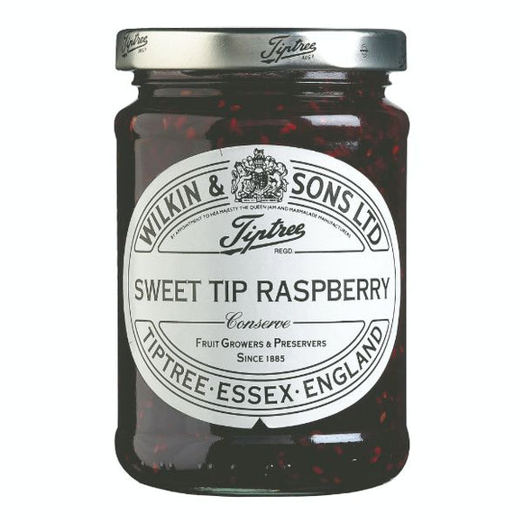 Mintons Good Food TIPTREE Sweet Tip Raspberry                Size - 6x340g