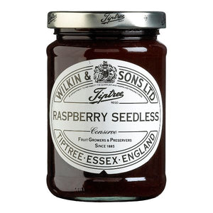 EAT NATURA, Mintons Good Food, TIPTREE Raspberry (Seedless)               Size - 6x340g,