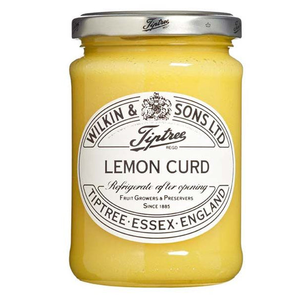 Mintons Good Food TIPTREE Lemon Curd                         Size - 6x312g