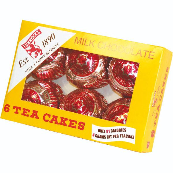 Mintons Good Food TUNNOCKS Chocolate Teacakes                 Size - 12x6s
