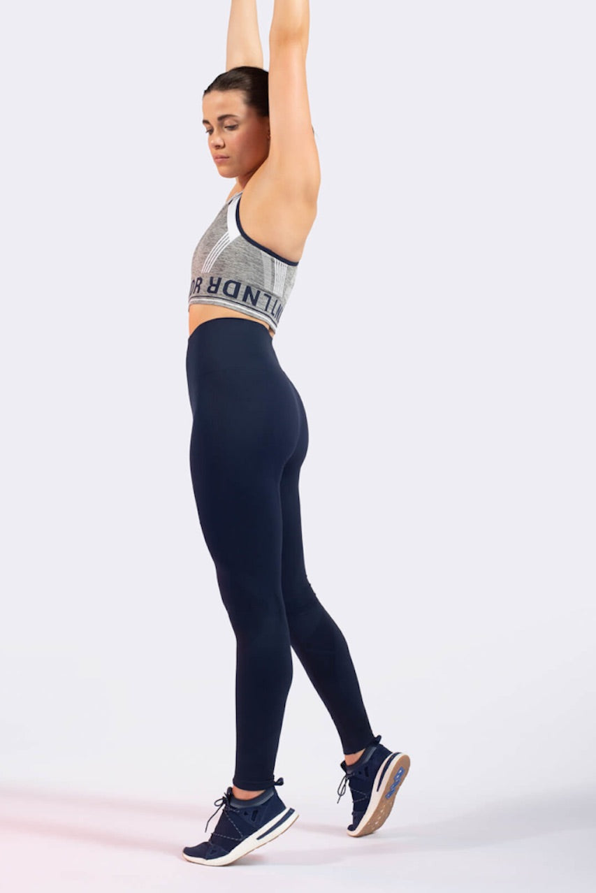 LNDR Eight Eight Leggings in Navy