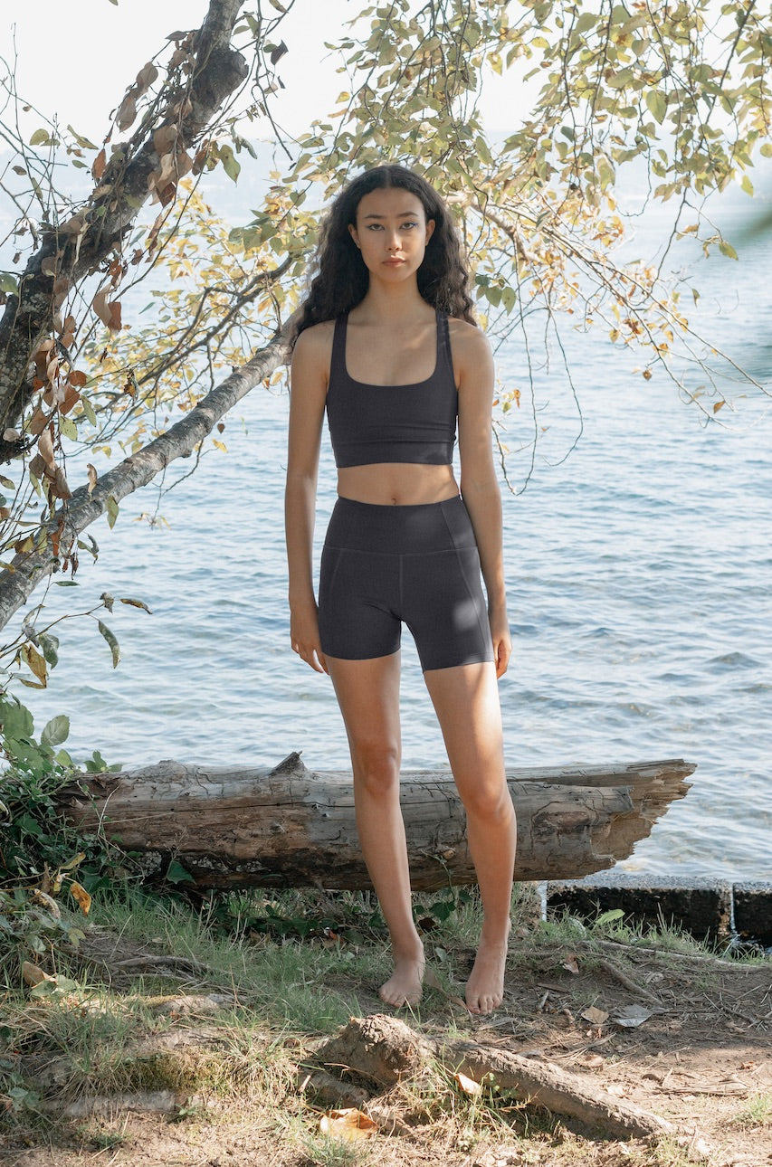 Girlfriend Collective Moon Paloma Sports Bra