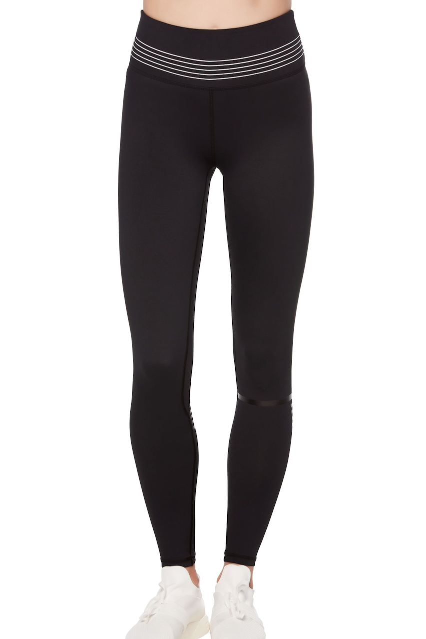 Lilybod Holly Runway Black Leggings
