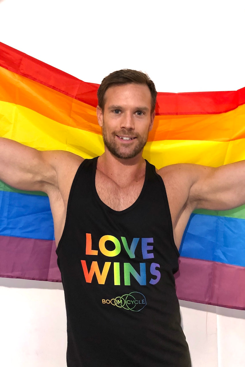 LOVE WINS Charity Pride Vest