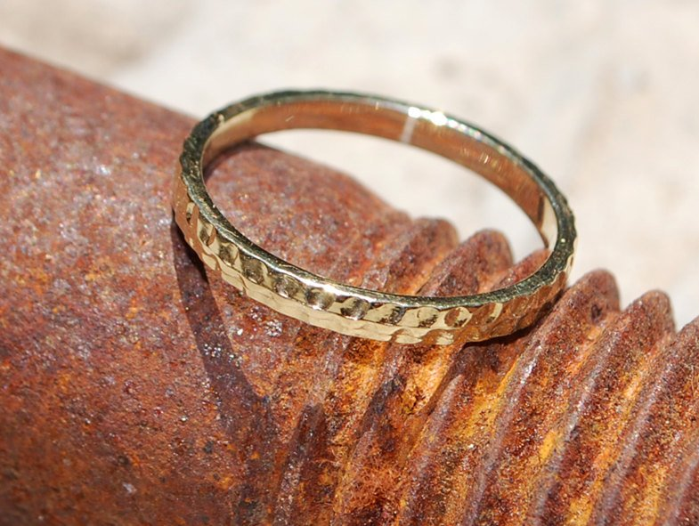 Raw-Gold-Ring