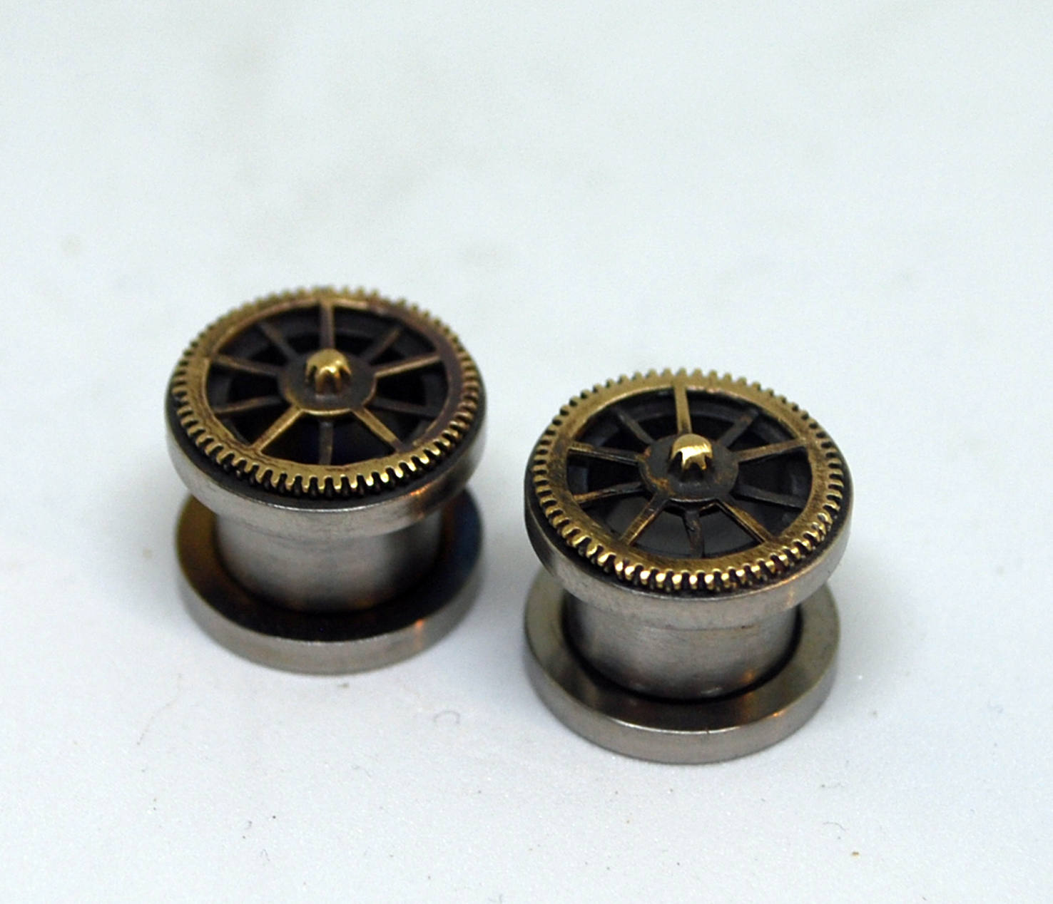 Tunnel 10 mm-Brass-Gear 2