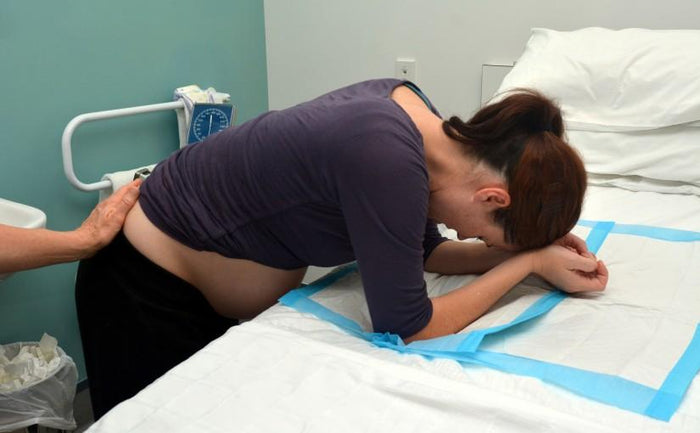 Best Relief for Back Pain in Labor