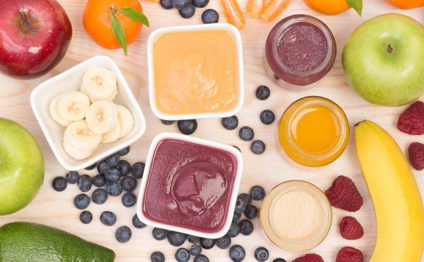 21 Recipes for the DIY Baby Food Parent