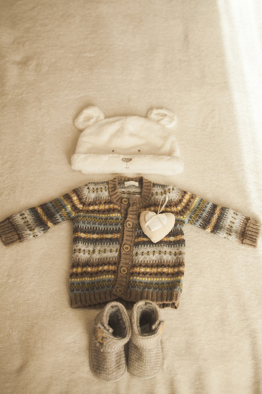 List of things for newborns. In the winter special requirements