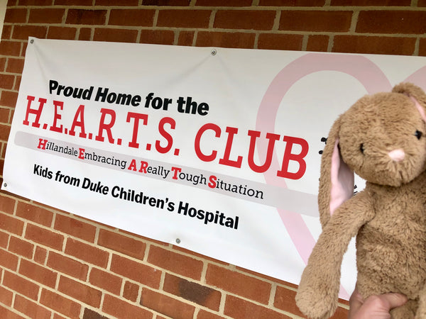 Beyond Fetal Heartbeats: Our Partnership with HEARTS Club and Duke's PBMT Family Support Program