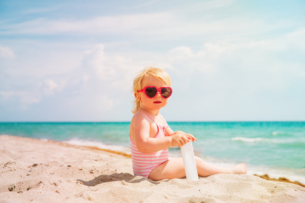 How To Protect Your Baby from the Summer Sun and Heat
