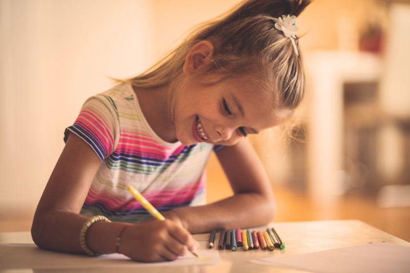 Benefits of Coloring For You and Your Kids