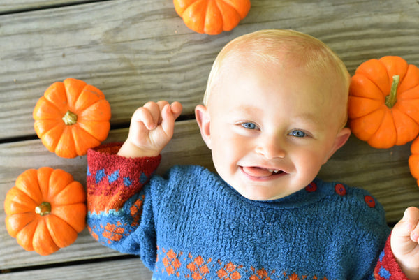 Baby's First Autumn: Craft Ideas