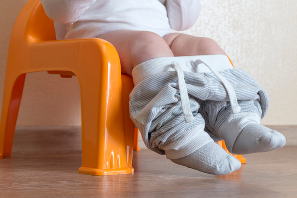 Potty Learning Instead of Potty Training?