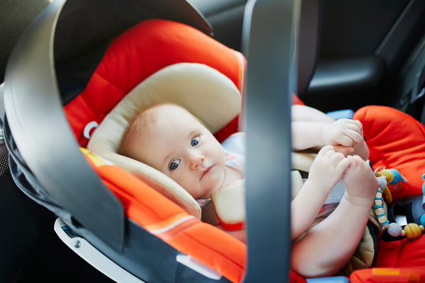 Road Trip Tips: Traveling with a Baby