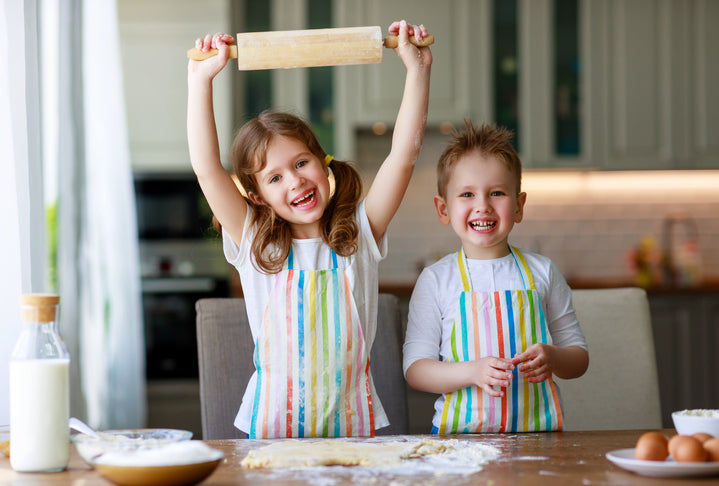 5 Quarantine Desserts to Make With Kids