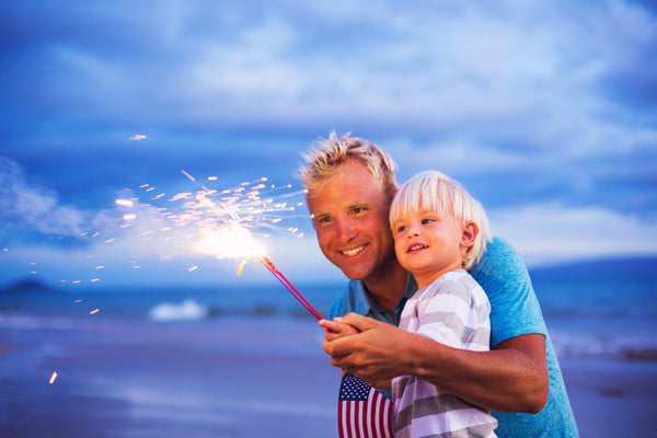 4th of July Family Firework Safety