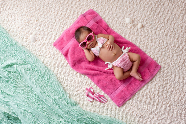Things to Know About Having a Newborn in the Summer