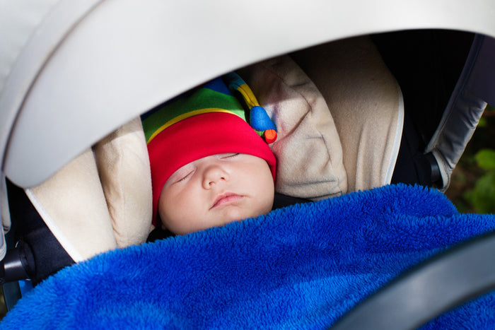 Winter Driving and Car Seat Safety