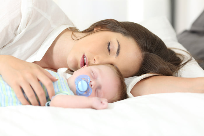 Why We Co-Sleep and Bed-Share With Our Baby