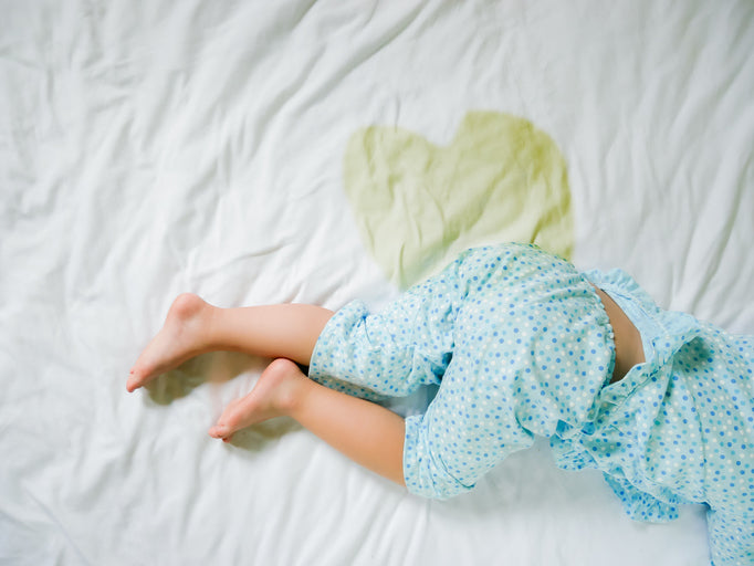 Changing the Sheets: Why Does My Child Wet the Bed