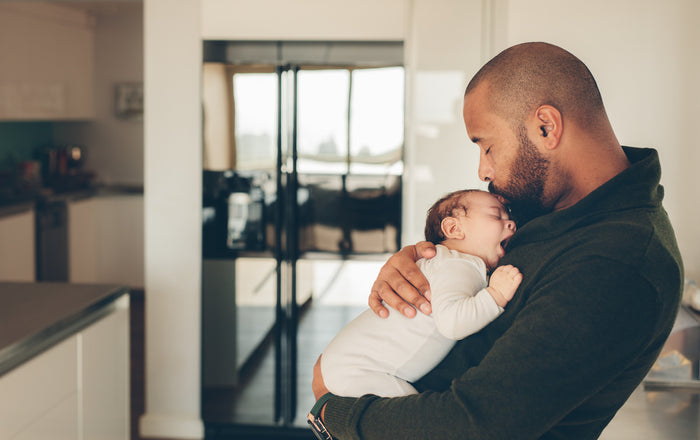 10 Things a New Dad Can Do to Help with a Baby