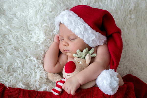 13 Ways to Celebrate Baby's First Christmas