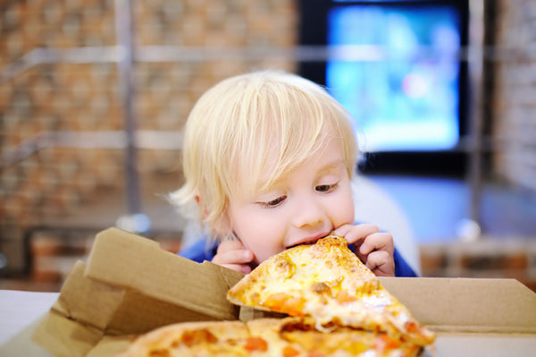 10 Signs Your Child May Need a Diet Change