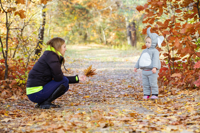 Tips for Trick or Treating with a Toddler