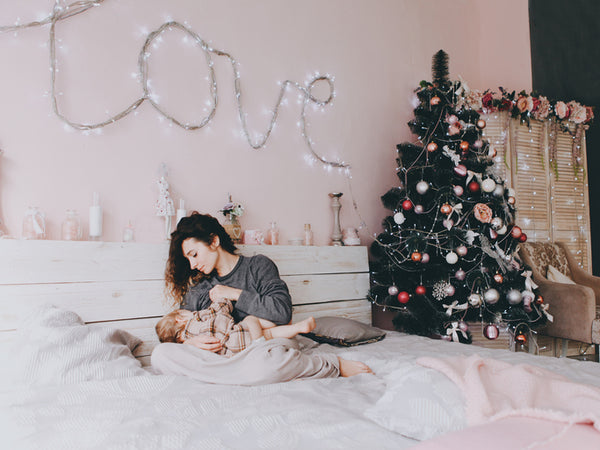 Tips for Holiday Planning While Very Pregnant