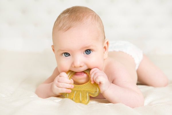 Signs Your Baby is Teething